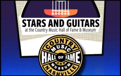 Paul's Performing at the Country Music Hall of Fame!