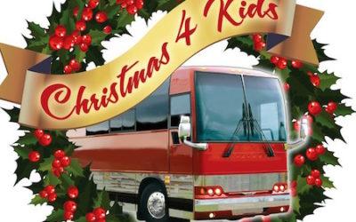Christmas 4 Kids Tour Bus Show