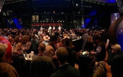 Paul Plays Country Music Hall of Fame for National Cattlemen's Beef Association