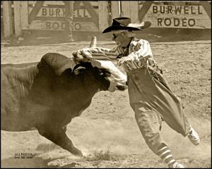 Rex Dunn, 1955-2012, Waurika, OK